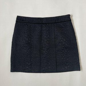 NWT BIRD By Juicy Couture  Black Skirt Sz 4